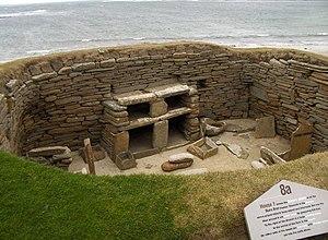 Orkney's Skara Brae