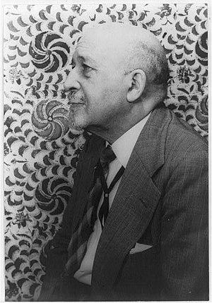 Portrait of W. E. B. Du Bois