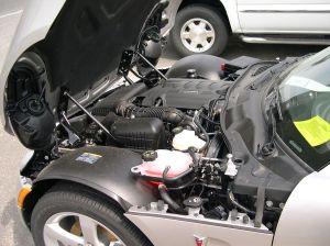 File:2006 Pontiac Solstice Ecotec LE5 enginejpg