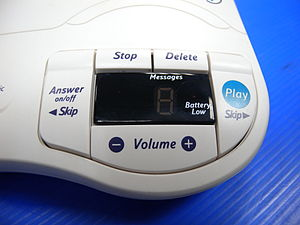 Answering machines have enabled phone tag to t...