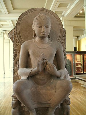 The Buddha Sarnath, Uttar Pradesh About 5th-6t...