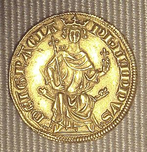 Coin of Philippe IV (Le Bel)