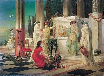 Constantin Hölscher Im Tempel der Vesta