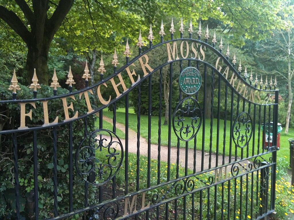 Fletcher moss gates