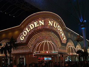 English: The Golden Nugget Las Vegas