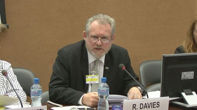 H.E. Mr. Robert Davies, Minister of Trade and Industry of South Africa (8026043964)