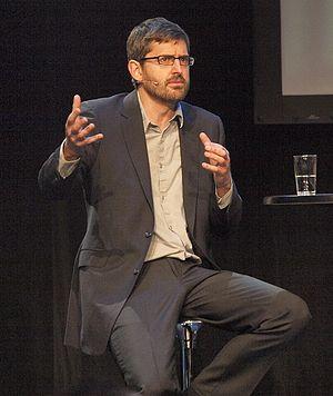 Louis Theroux. Foto: Gaute Singstad.