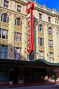 Majestic Theatre, Dallas