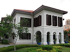 Malay Heritage Centre, Istana Kampong Glam 3, Dec 05.JPG