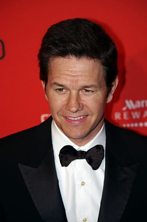 English: Mark Wahlberg at the 2011 Time 100 gala.