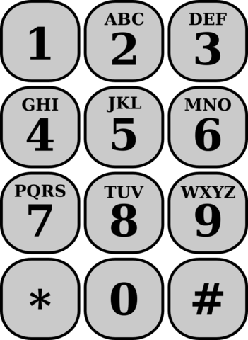 Find letter combinations of a phone number using backtracking