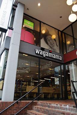 Wagamama, Harvard Square (7180417306)