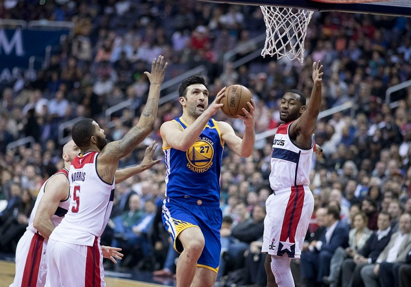 pachulia,nba,golden state warriors, playoff