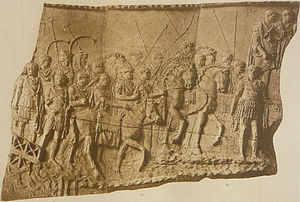 The Reliefs of Trajan's Column by Conrad Cicho...