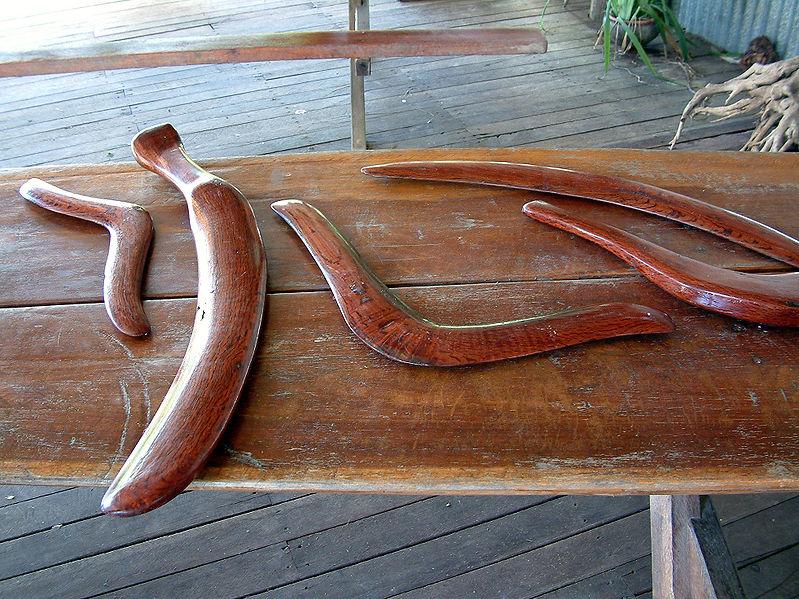 File:Australia Cairns Boomerang.jpg