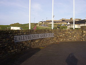 Ballybunion Golf Club (est 1893) set in Co Kee...