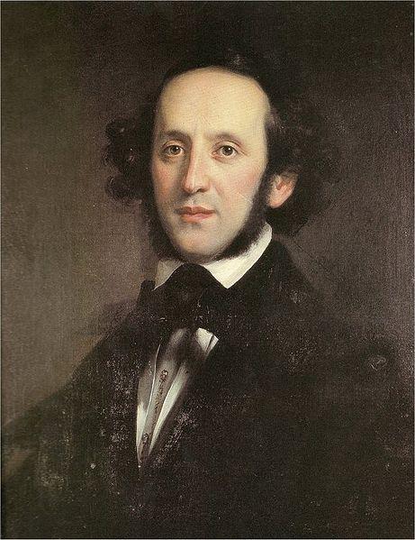 Archivo:Felix Mendelssohn Bartholdy - Edward Magnus 1846.jpg