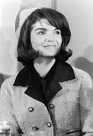 Jacqueline Kennedy in Fort Worth, Texas, Novem...
