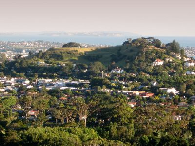 Mount Hobson (Auckland) - Wikipedia