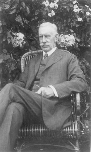 English: Walter Liberty VERNON (1846-1914), wa...