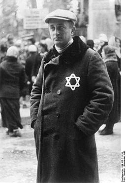 Bundesarchiv Bild 183-B19030, Russland, Jude mit Stern