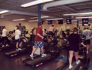 Cardio Room at Cole Harbour Place developed in...