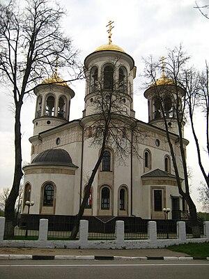 Вознесенский собор Звенигорода