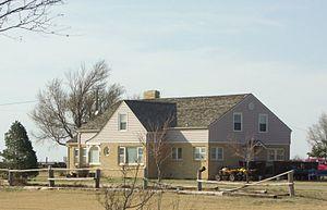 Clutter home, Holcomb, Kansas, USA