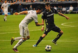 Cristiano Ronaldo and Real Madrid against Gare...