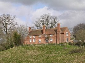 English: Farmhouse, Bridge Sollers This farmho...