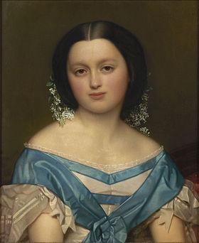 Portrait of Henriette Mayer van den Bergh