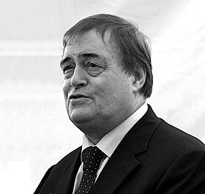 English: John Prescott, British Labour politic...