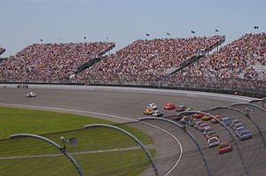 Michigan International Speedway (2008)