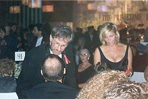 Steven Spielberg in 1995.