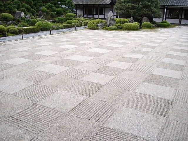 Zen Garden (Wikimedia)