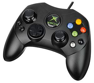 "The Xbox ""S"" controller."