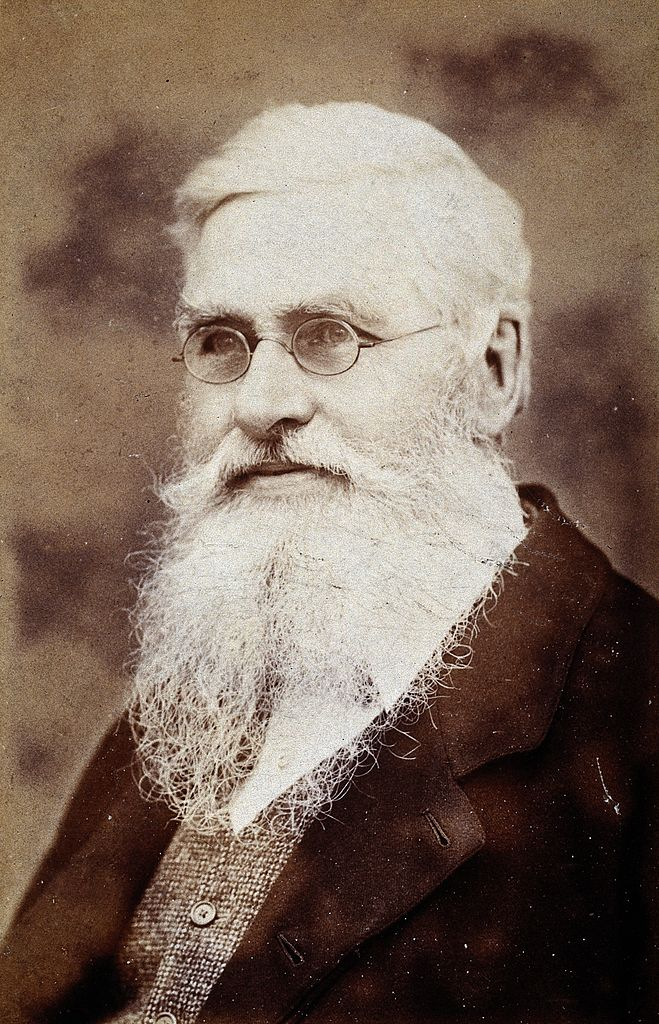 File Alfred Russel Wallace Photograph By Sims 1889