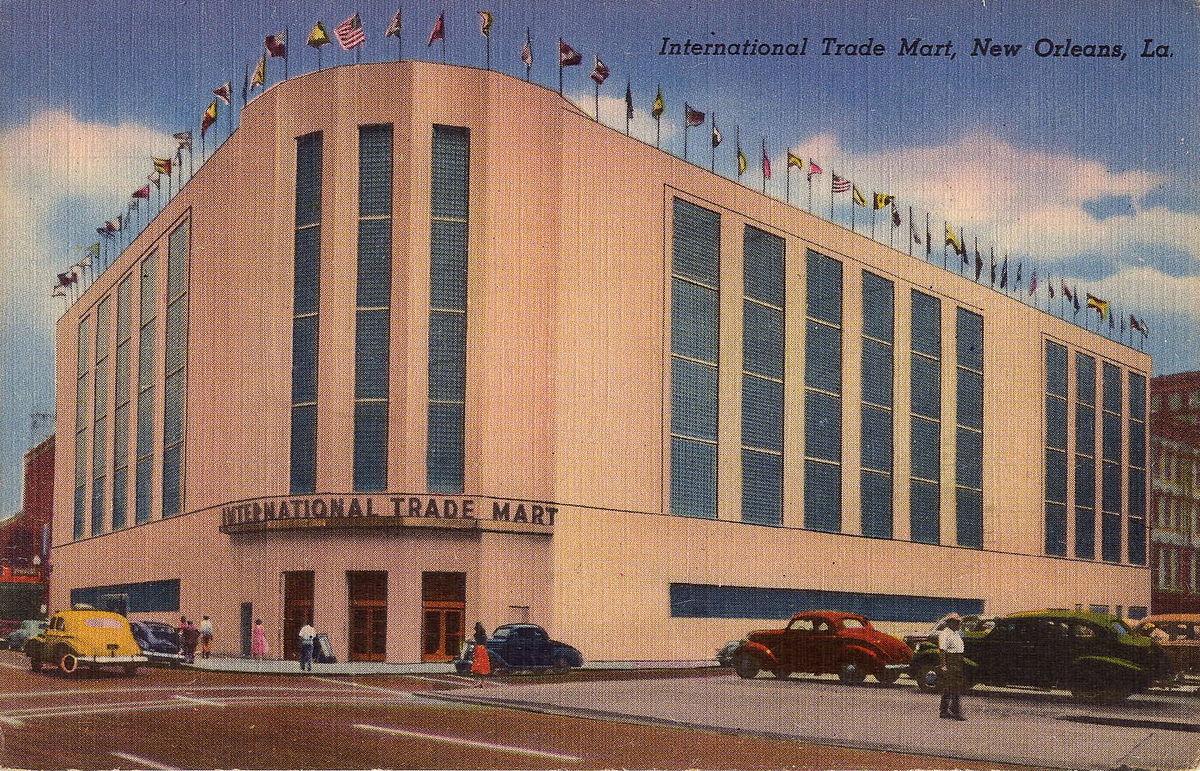 Building Center Trade World 2