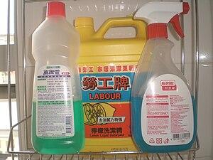 HK 洗潔精 Detergents 南順 Lam Soon 惠康 No Frills DFI 花王 Kao Corp.JPG