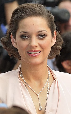 Marion Cotillard during the Paris premiere of ...