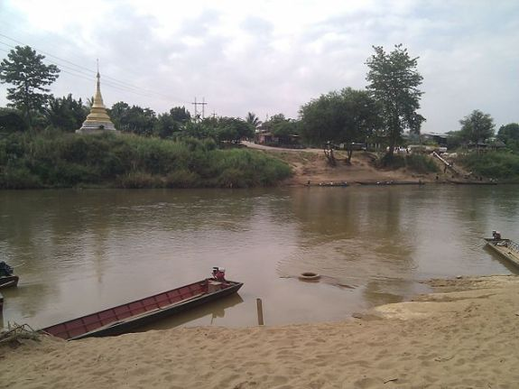 Moei River on Wikipedia