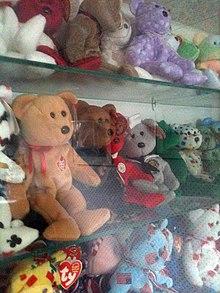 stuffed toy wikipedia
