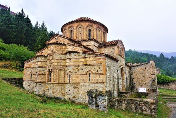 Saint Theodoroi Church, Mystras by Joy of Museums