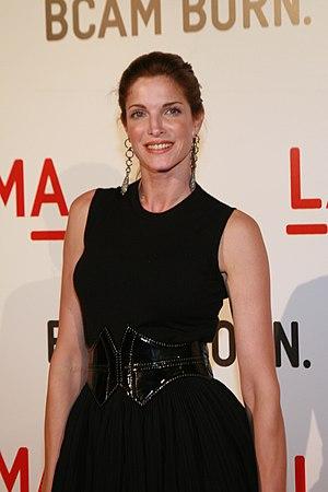 Stephanie Seymour arrives at LACMA's Gala Open...