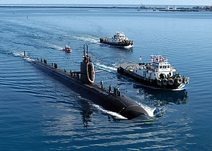 USS San Francisco (SSN-711)
