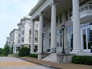 Freeman Hall at Belmont University in Nashvill...