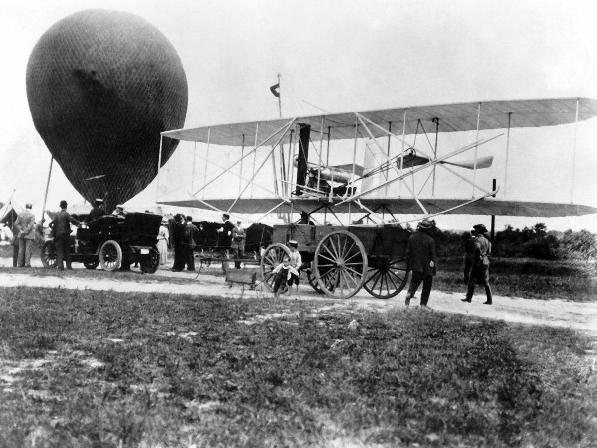 Box Kite History