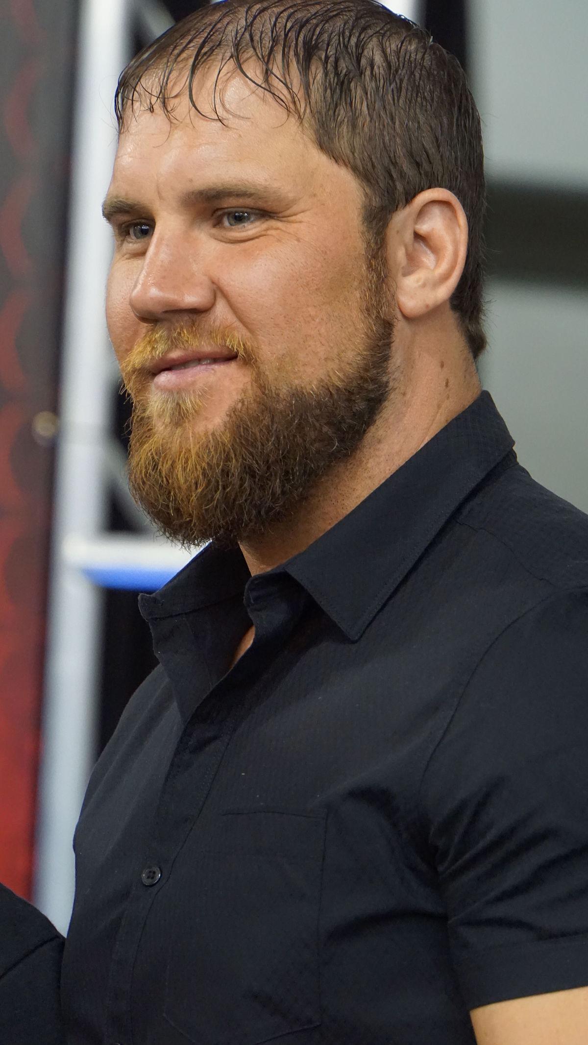 Curtis Axel Wikipdia