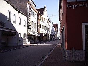 Friedrich-Ebert-Straße