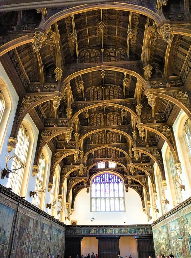 Henry VIII's Great Hall - Hampton Court Palace - Joy of Museums 3